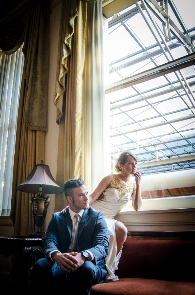 St Louis Union Station Hotel Wedding | Atlanta Wedding Photographers